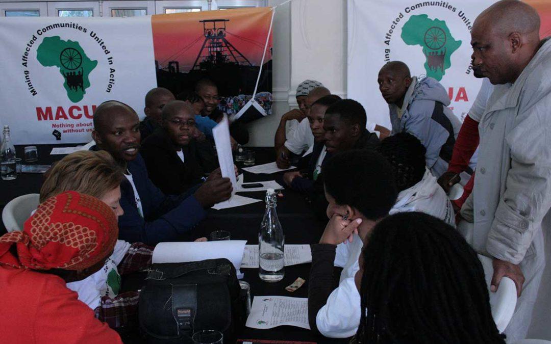 Civil Society Coalition Berea Declaration